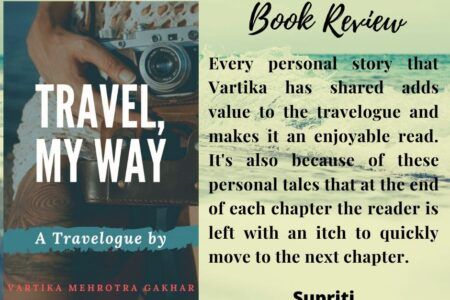 Book Review of travelogue